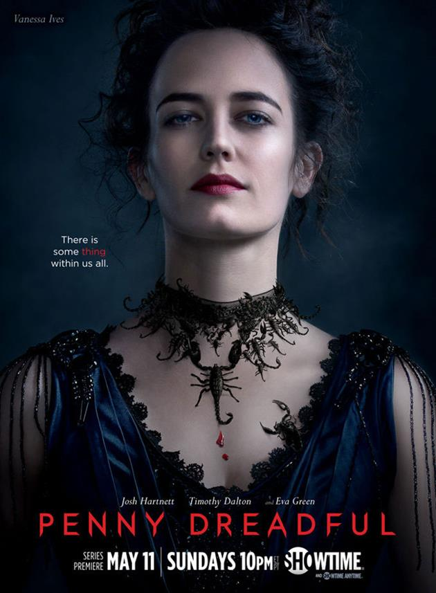 Affiche saison 1 Vanessa Ives