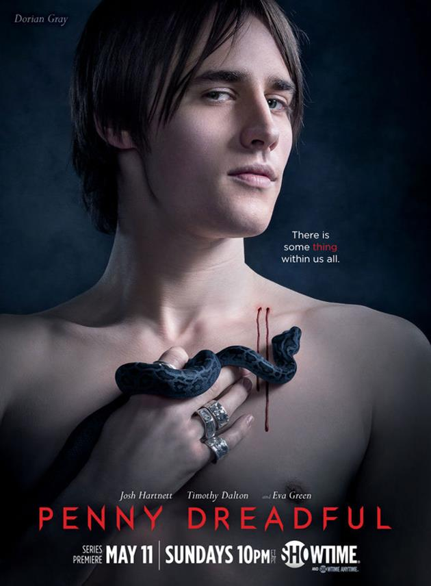 Affiche saison 1 Dorian Gray