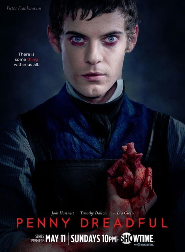 Affiche saison 1 Victor Frankenstein