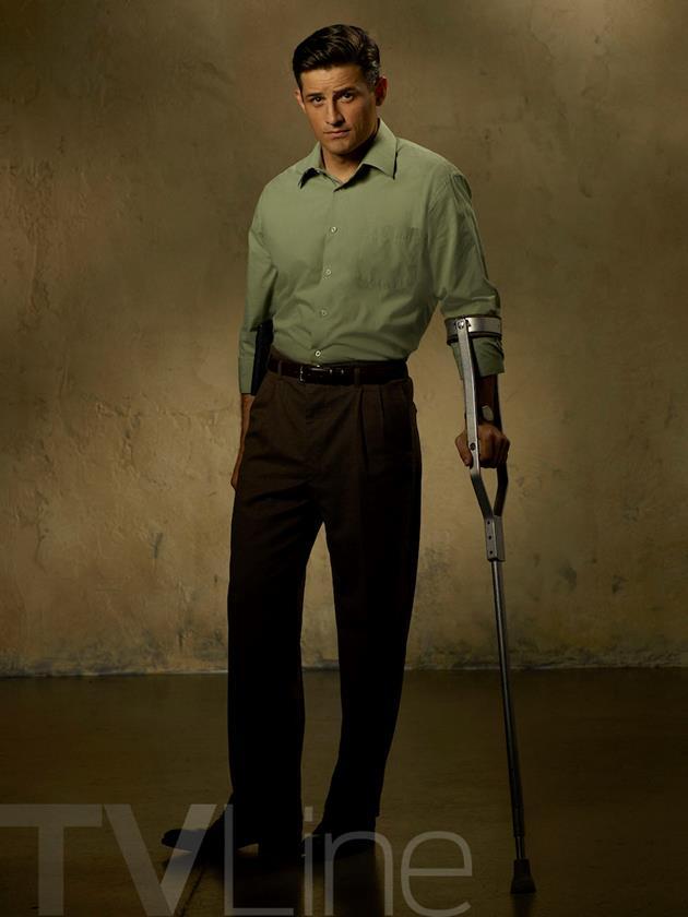Affiche personnage Daniel Sousa