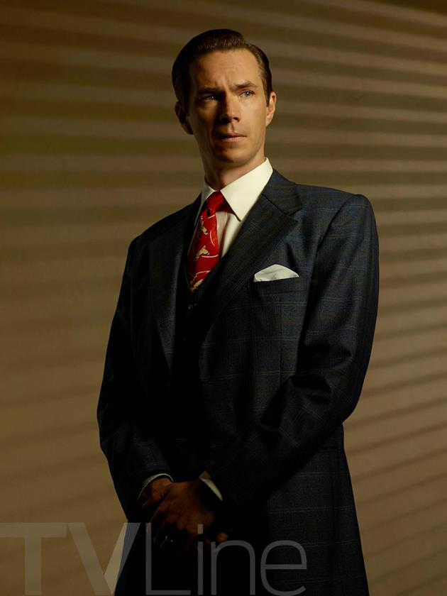 Affiche personnage Edwin Jarvis