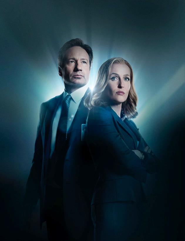 Fox Mulder et Dana Scully en forme pour la saison 10
