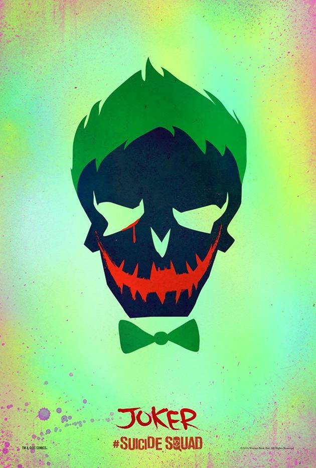 Affiche Suicide Squad - Joker