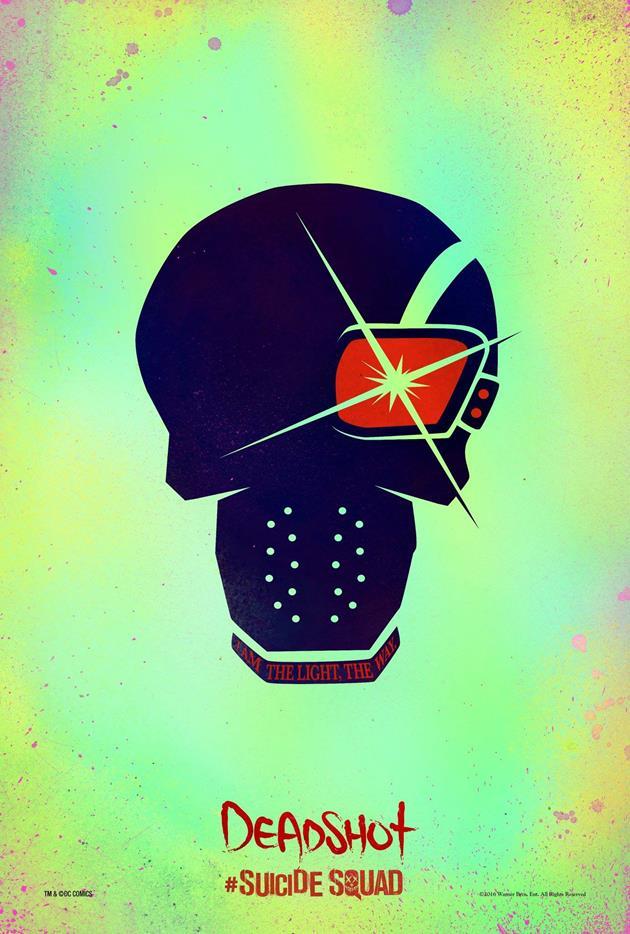 Affiche Suicide Squad - Deadshot