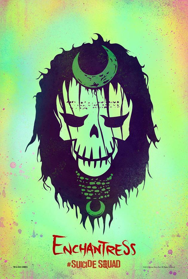 Affiche Suicide Squad - Enchantress