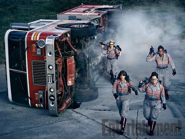Les filles à la rescousse des pompiers
