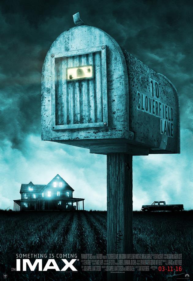 Affiche américaine IMAX