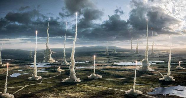 Envolée de missiles mais est-ce que ce sera suffisant pour se défendre ?