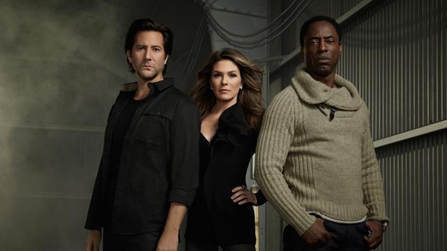 Marcus, Abigail et le Chancelier Jaha