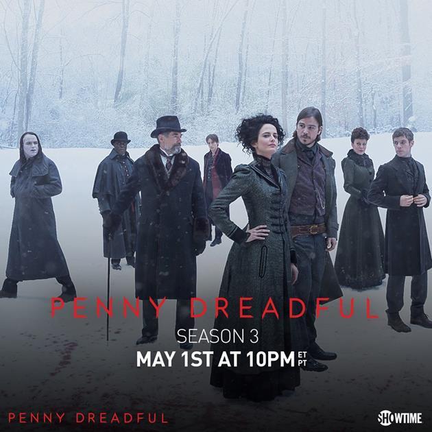 Affiche promotionnelle saison 3 le 1er mai