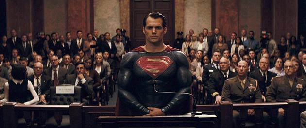 Superman devant la cour suprême
