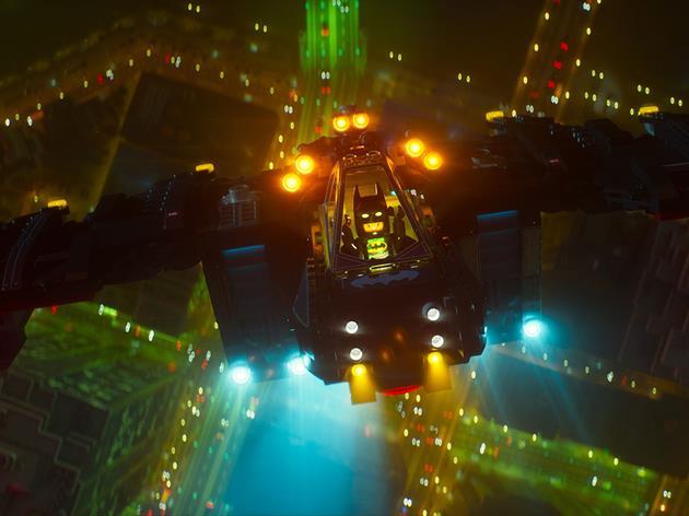 Le Batwing en Lego