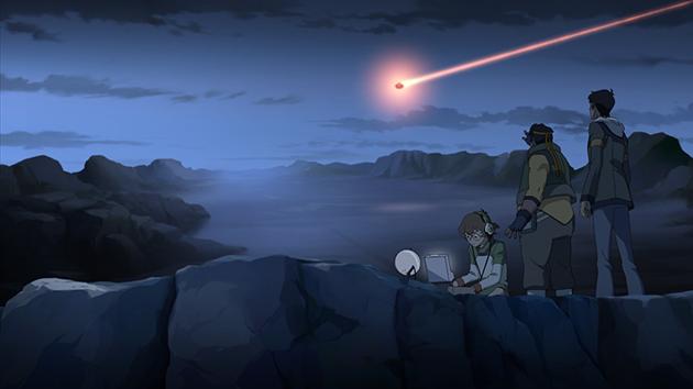 Une chute de météorite qui annonce une nouvelle ère