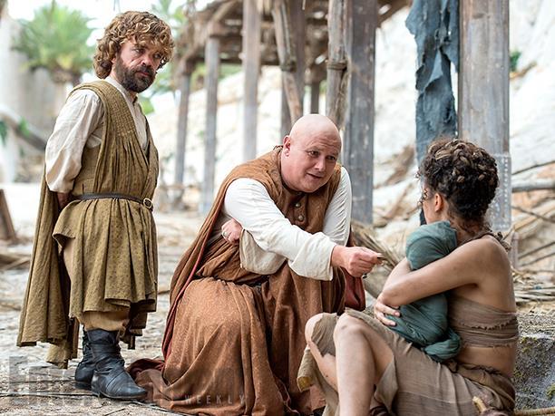 Tyrion Lannister et Lord Varys en quête de pouvoir