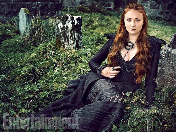 Dame of Thrones - Sensa Stark