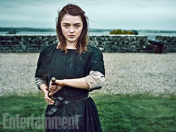 Dame of Thrones - Arya Stark