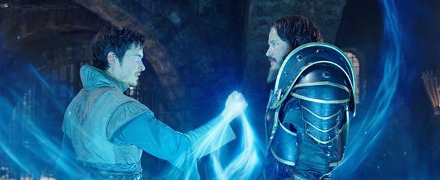 Khadgar et Lothar
