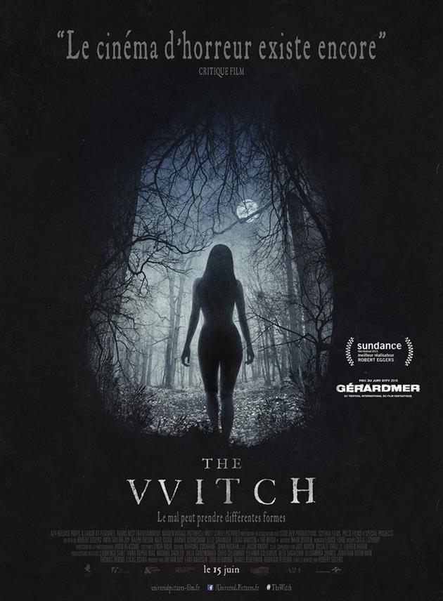Affiche française - le cinéma d'horreur existe encore