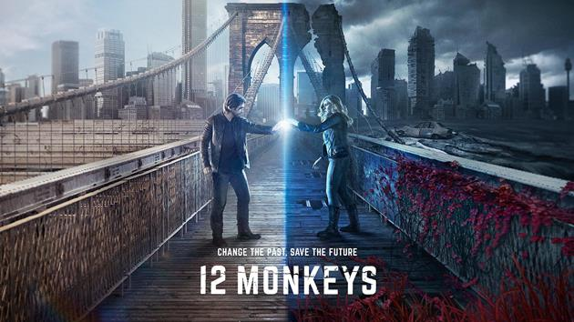 Fond d'écran 12 monkeys change the past, save the future