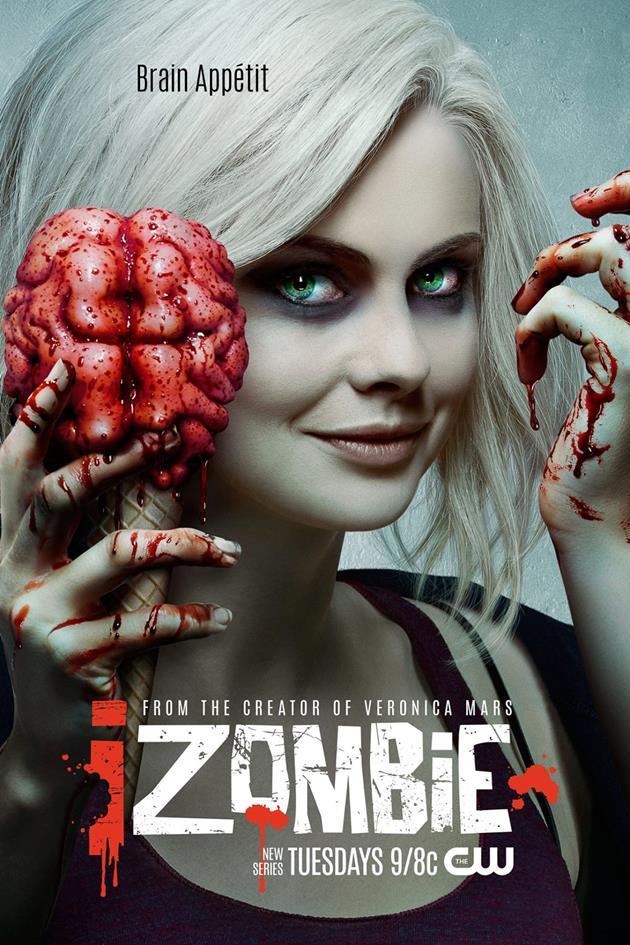 Affiche iZombie - Brain Appétit
