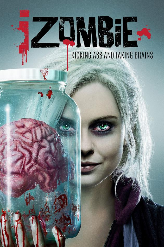 Affiche iZombie - Kicking Ass and Taking Brains