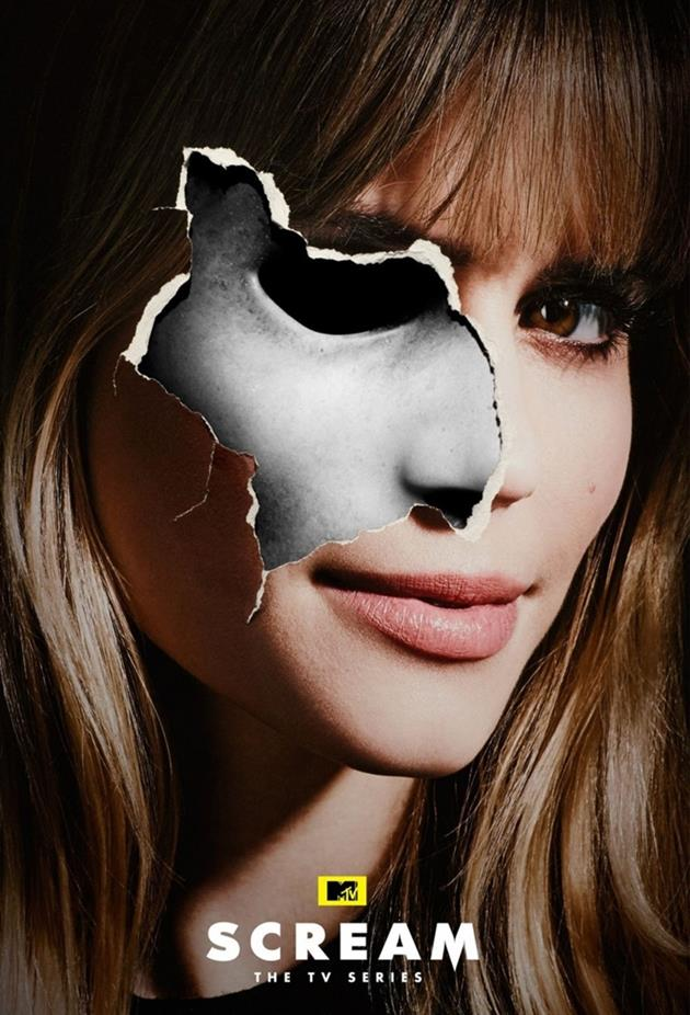 Affiche Scream Brooke Maddox - Carlson Young