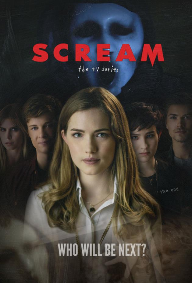 Affiche Scream - Who will be next ?