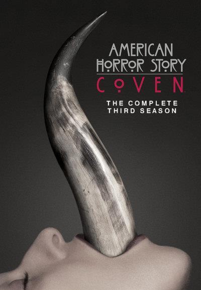 Affiche American Horror Story saison 3 Coven - Langue de serpent