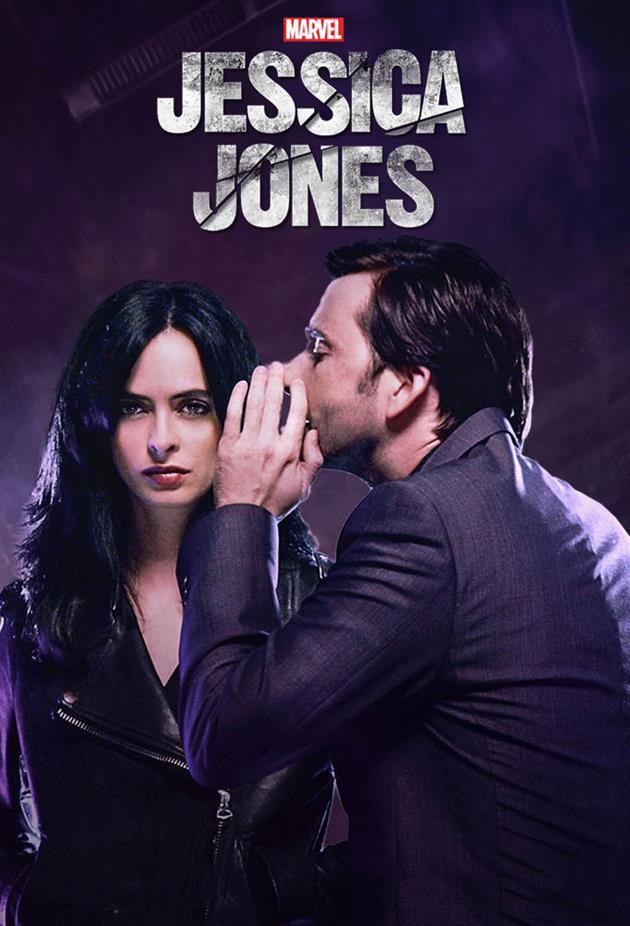 Affiche Jessica Jones - Suggestion