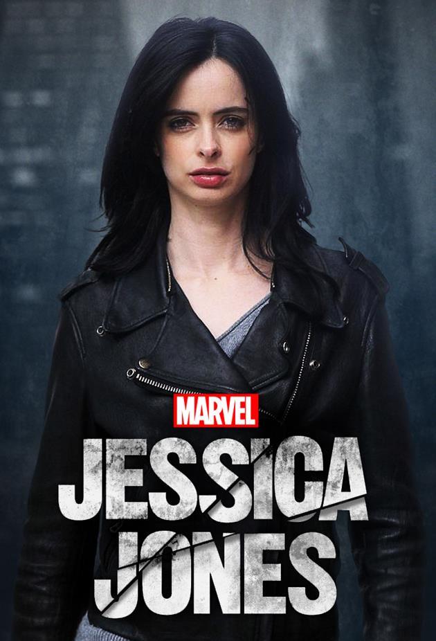 Affiche Jessica Jones - Déterminée