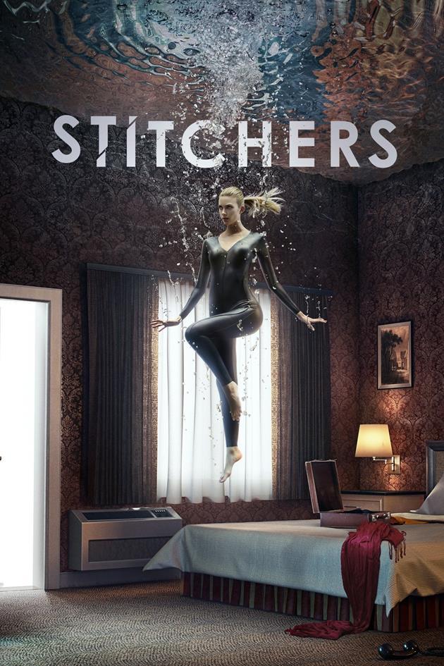 Affiche officielle de Stitchers