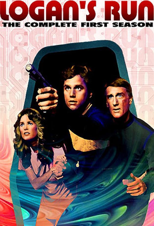 Jaquette du DVD de la première saison