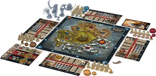 Vue du monde avant le Ragnarok !