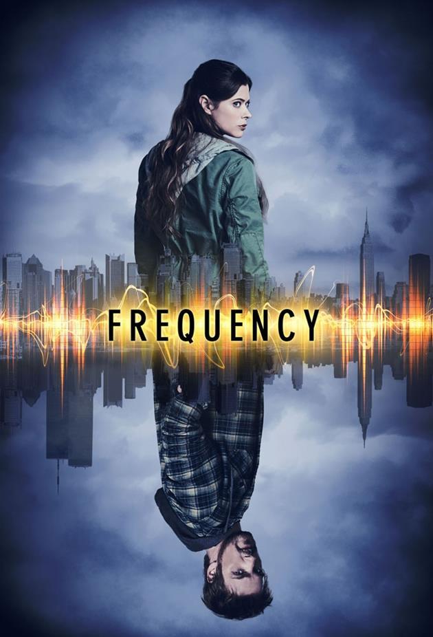 Affiche Frequency - Les deux mondes dessus dessous