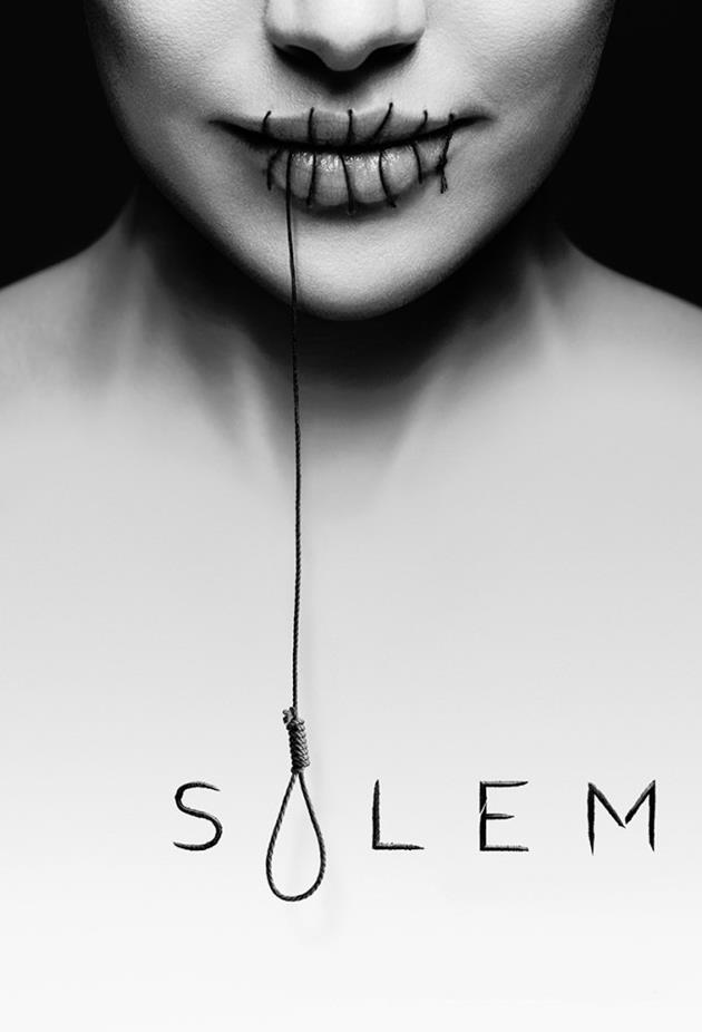 Affiche de la série Salem - Lèvres pendues