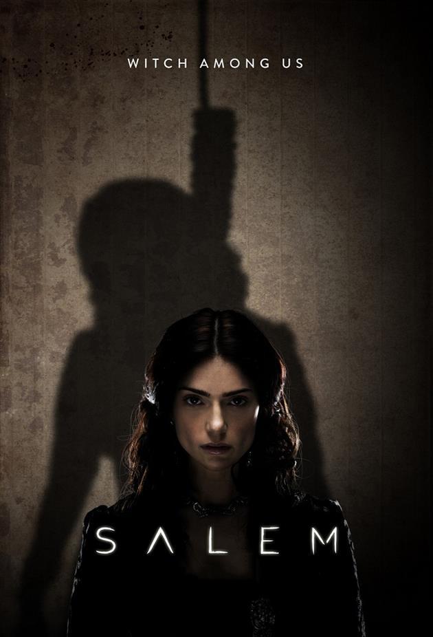 Affiche de la série Salem - Witch among us