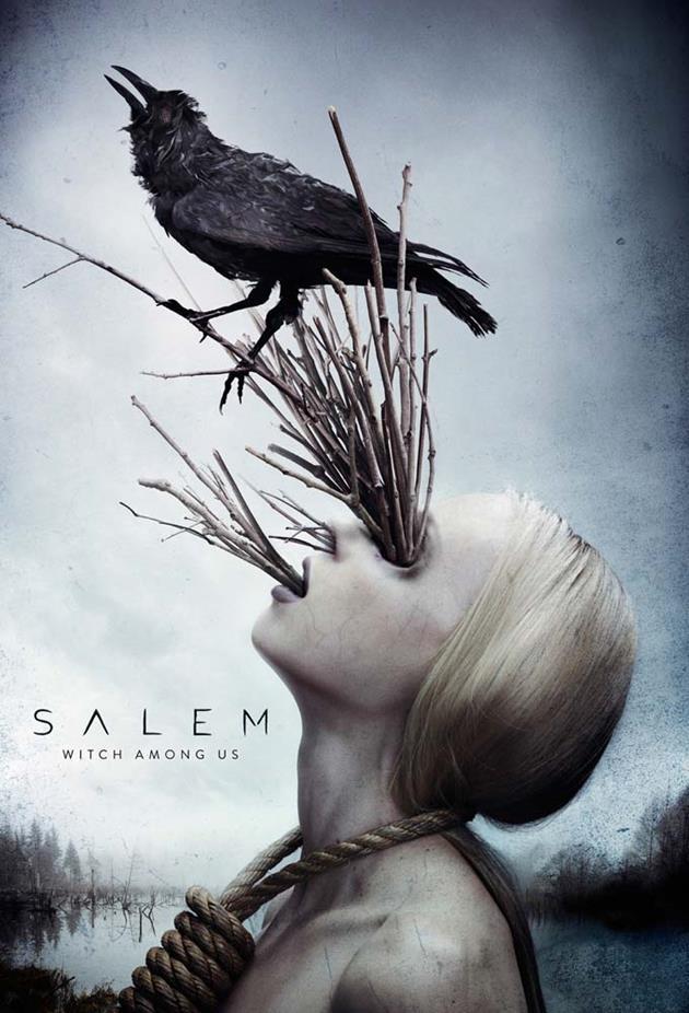 Affiche de la série Salem - Nid de corbeau dans les yeux