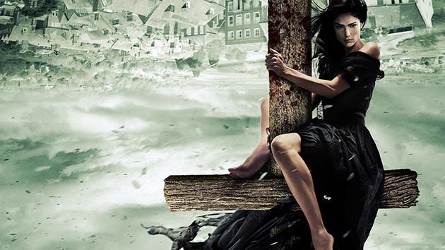 Affiche de la série Salem - Monde à l'envers