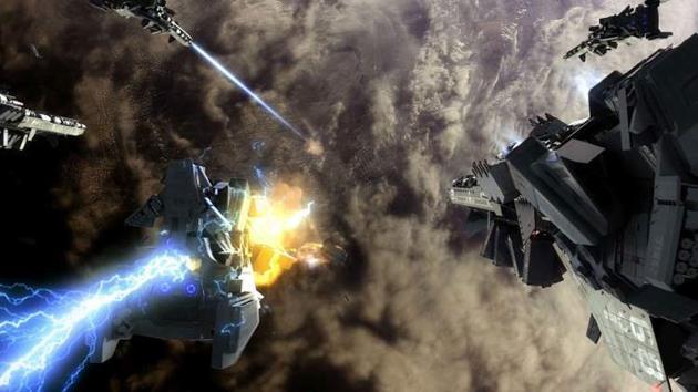 La flotte de l'ISA passe à l'attaque