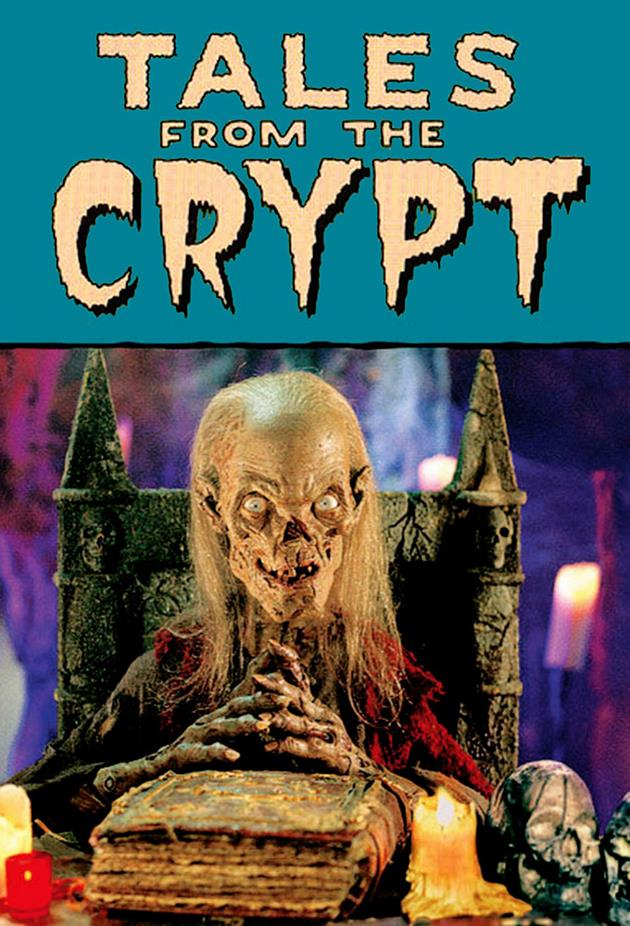Affiche Tales from the Crypt - Grimoire