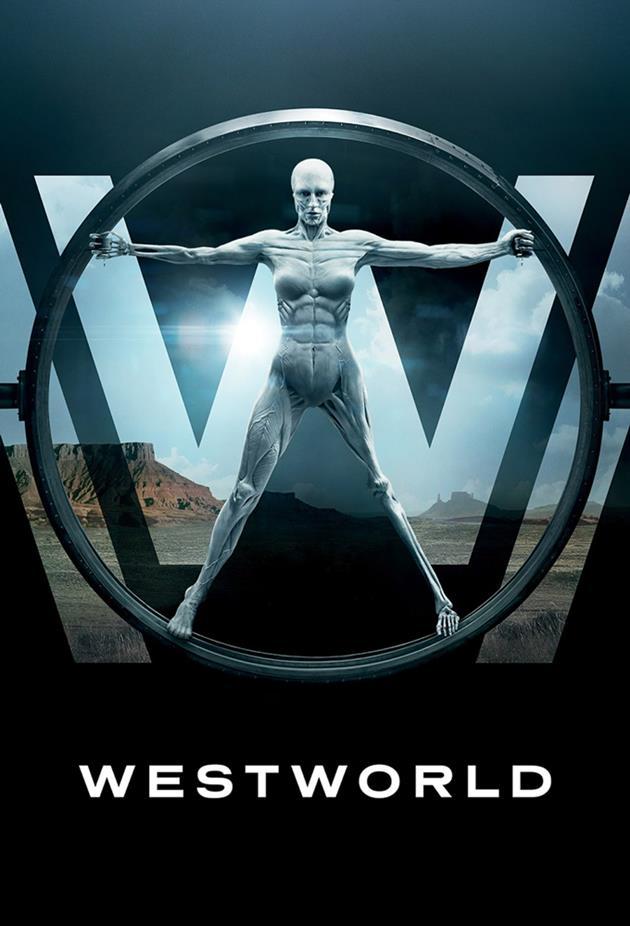 Affiche Westworld - Des androides dans le désert