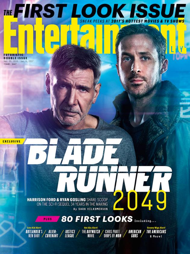 Couverture du magazine Entertainment Weekly