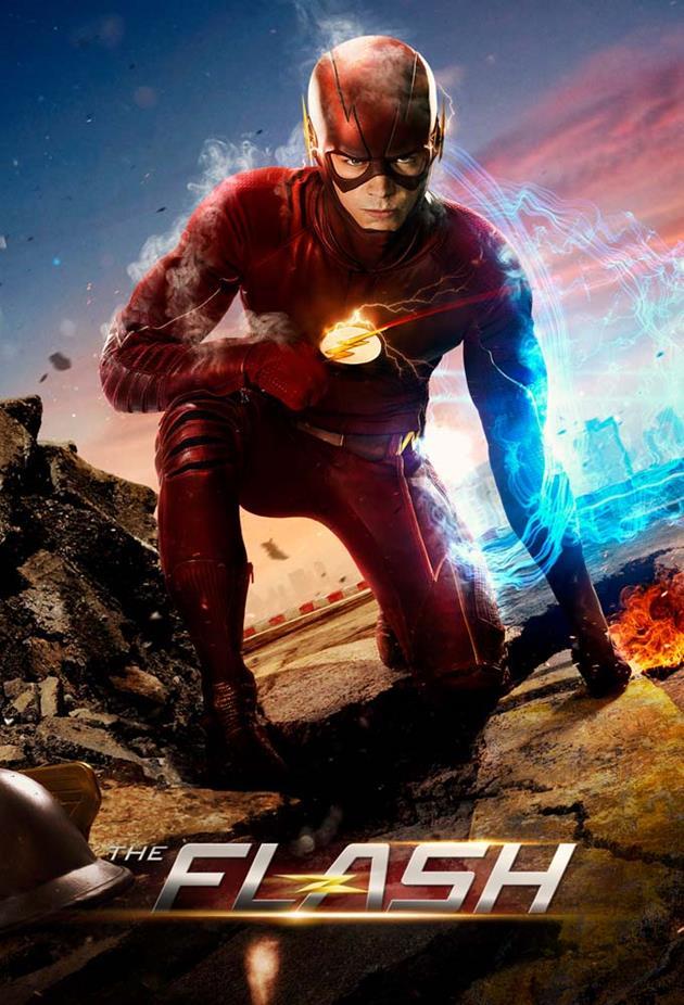 Flash et ses déplacements