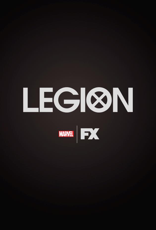 Affiche logo de la série Legion