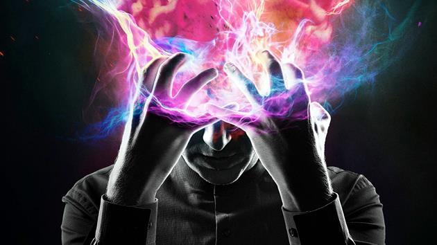 Legion : les ondes cérébrales
