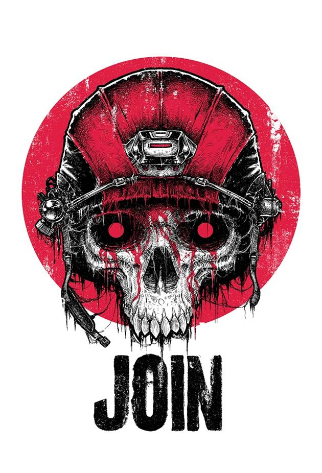 "Affiche ""Join"" - Colony"