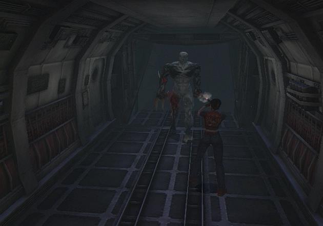 Un Titan dans l'avion