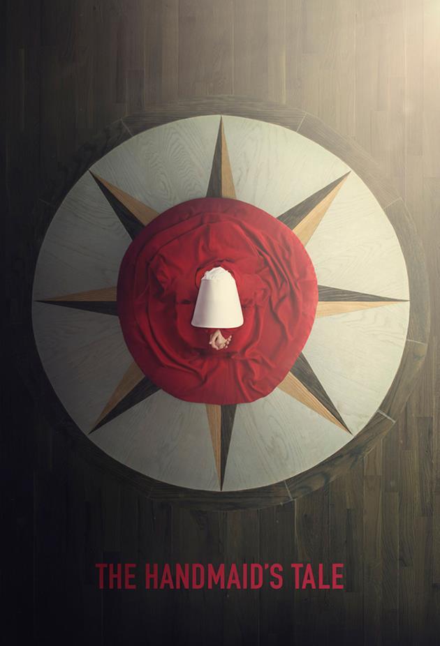Affiche du logo de la série Handmaid's Tale