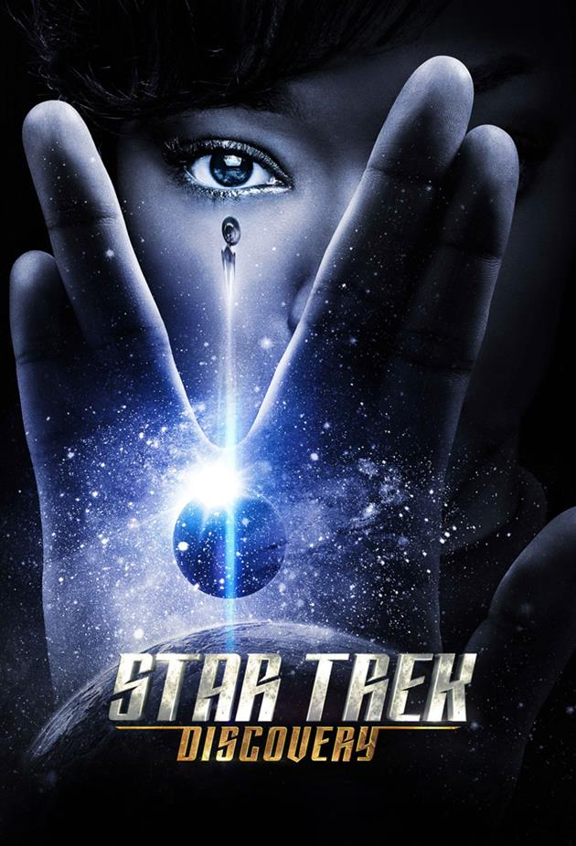 Affiche Star Trek Discovery officielle