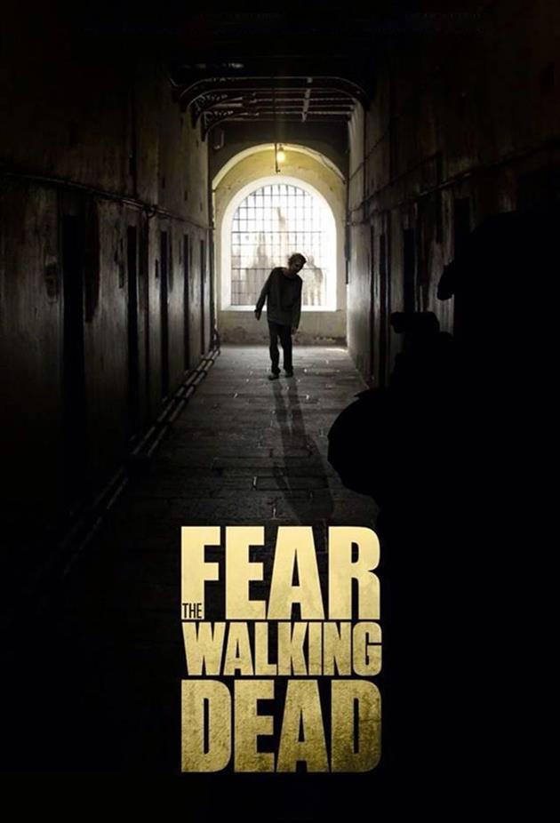 Affiche Fear the Walking Dead - le couloir